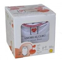 body-neonato-9-12-mesi-manica-corta-estivo-amore-al-cubo-2-pezzi-1