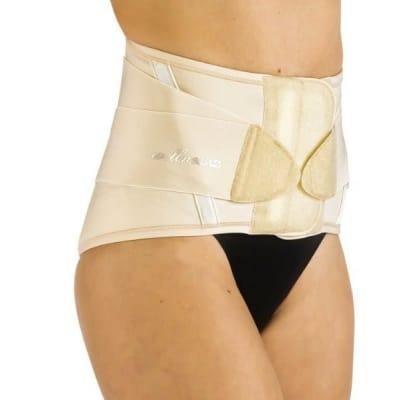 corsetto-lombosacrale-sottile-wellness-lady-pavis-art.551-altezza-28-cm