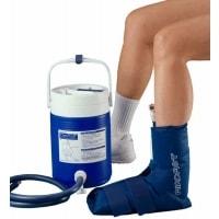 cryo-cuff-aircast-bendaggio-caviglia-crioterapia-domiciliare