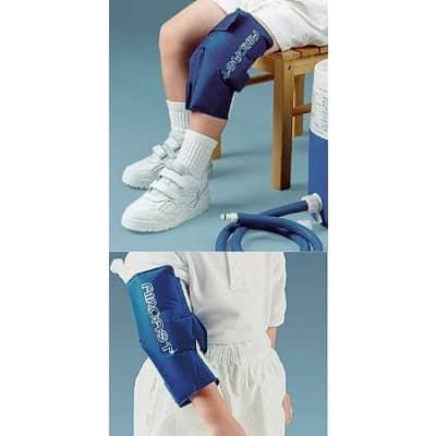 cryo-cuff-aircast-bendaggio-pediatrico-gomitoginocchio-crioterapia-domiciliare