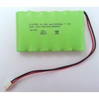 pacco-batteria-per-linea-globus-myo-4-toppro-1300-ma