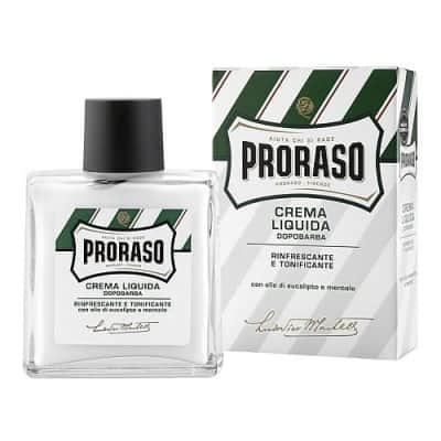 proraso-crema-liquida-rinfrescante-dopobarba-linea-verde