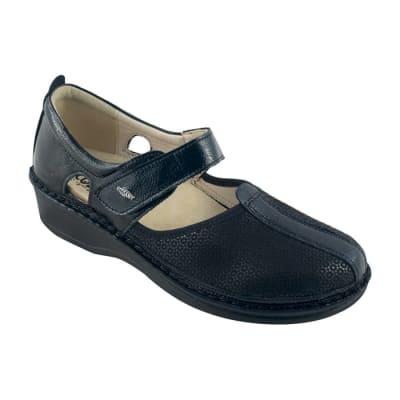 Sandali da donna punta chiusa ed elasticizzata Ecosanit Sony