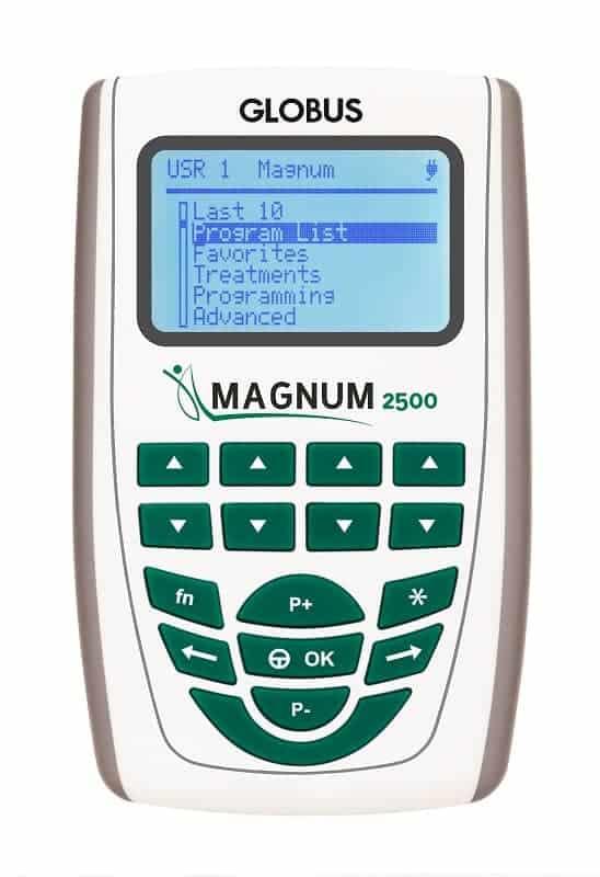 Magnetoterapia-bassa-frequenza-portatile-Globus-Magnum-2500